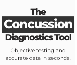 The Concussion Diagnostics Tool. Objective testing and accurate data in seconds.